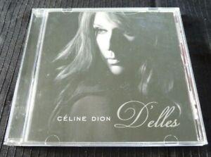CD-Album-Celine-Dion-D-039-elles-Sony-Canada-Records