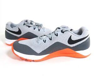 Nike-Metcon-Repper-DSX-898048-006-Grey-Black-Crimson-Crossfit-Trainer-Size-6-7