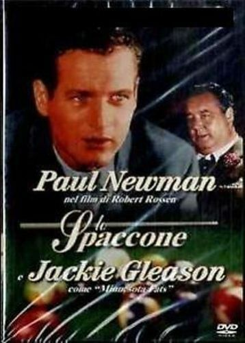 Lo spaccone (1961) DVD NUOVO Sigillato  Paul Newman Play P
