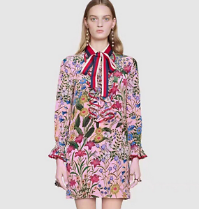 Womens European Style Flotal Pattern  Embroidery Flower Slim Summer Long dress