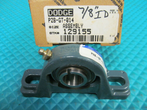 NIB Dodge Assembly P2B-GT-014
