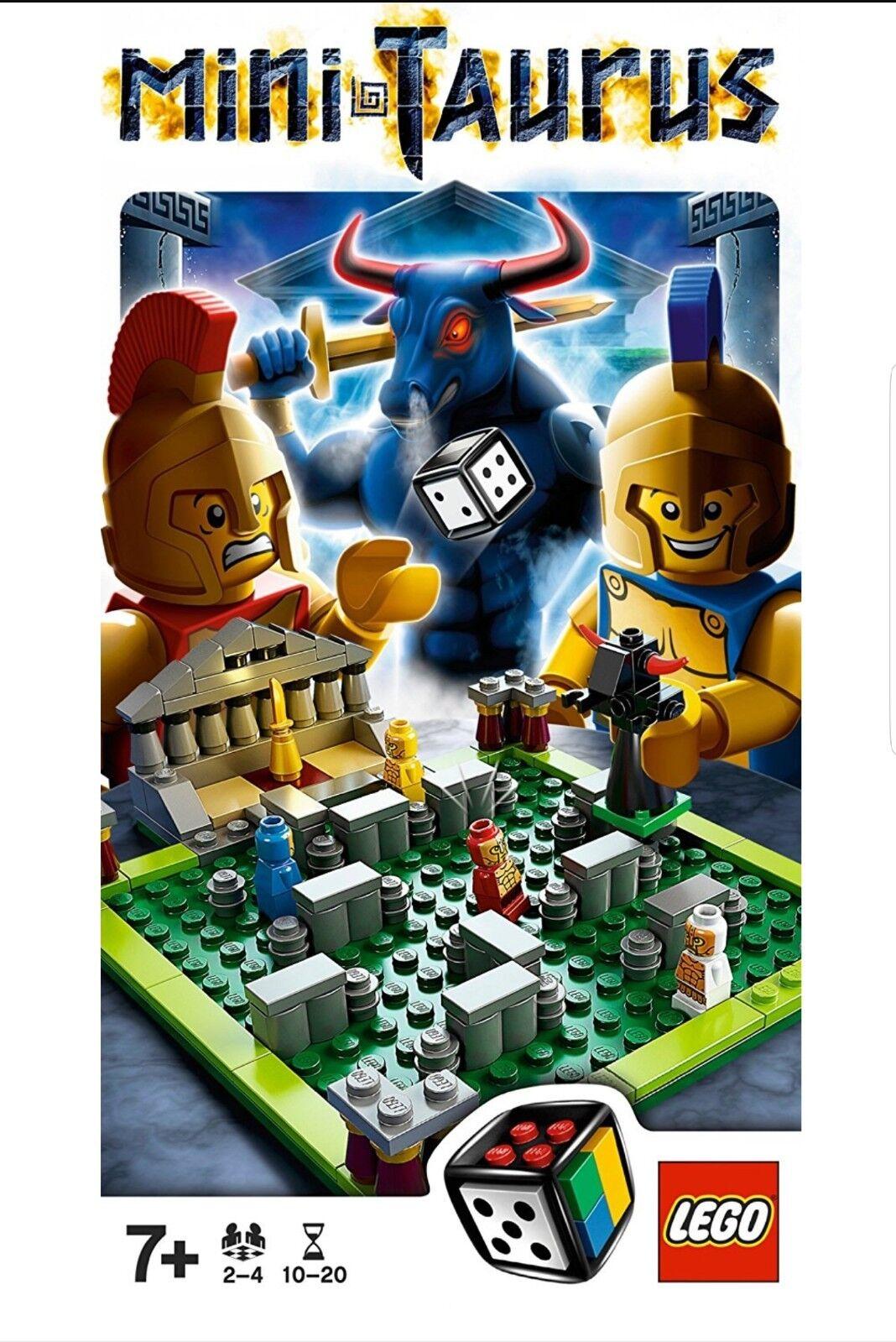 LEGO Games 3864  Mini Taurus BRAND NEW SHRINK WRAPPED