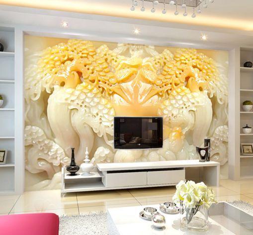 3D Kunstwerk 99781  Fototapeten Wandbild Fototapete BildTapete Familie DE