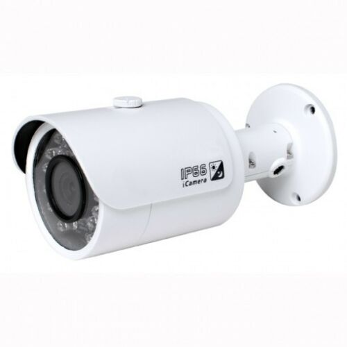 HAC-HFW1200S 2MP 4-in-1 HDCVI//AHD//TVI//CVBS IR Mini Bullet Camera 3.6mm OEM