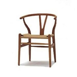 Gut Image Is Loading Armchair Chair Replica Ch24 Y Chair Wishbone Hans