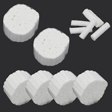 2000pcs Disposable Dental Cotton Rolls High Purity Absorbent Non Sterile 1038mm