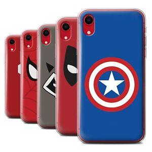 Gel-TPU-Case-for-Apple-iPhone-XR-Super-Hero-Comic-Art