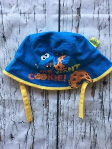 Image is loading Sea-World-Cookie-Monster-Bucket-Hat 14dd0697014