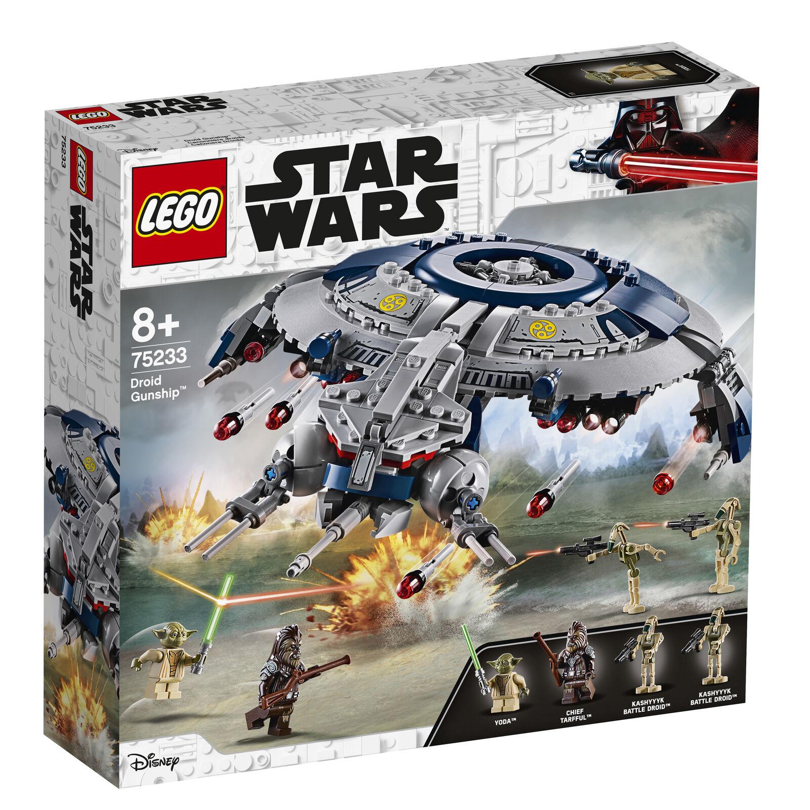 LEGO Star Wars Droid Gunship (75233) Neu