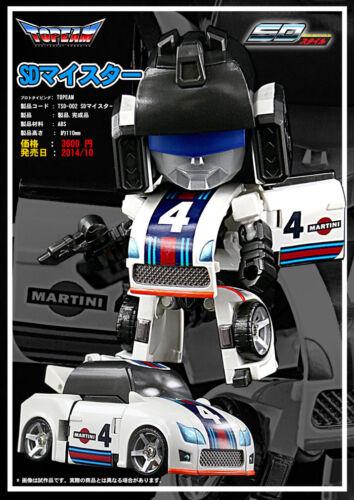 "/""Toys Hero/"" In Hand Transformers TOPEAM Q version TSD-02 Jazz"