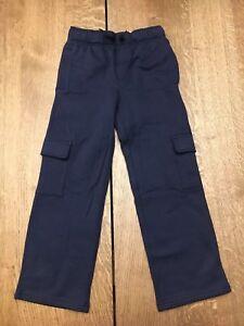 NWT Gymboree Boys Pull on Pants Pants Twill Navy Blue many sizes