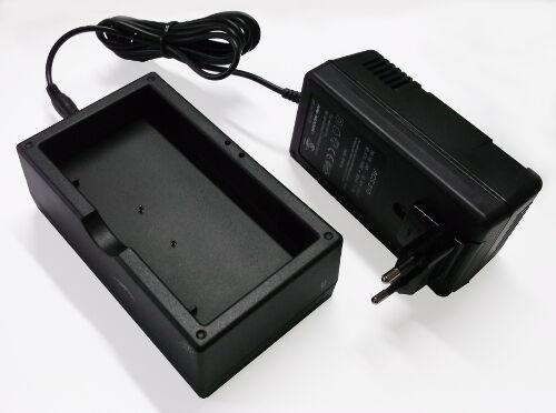 1x Ladegerät für Hetronic Abitron  GA GL TG 9,6V  68108700.A 68303010 2 x Akku