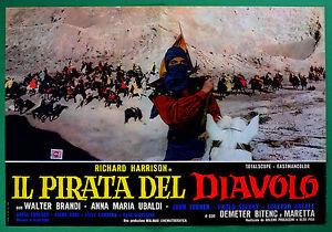 T58-Fotobusta-Die-Pirat-Der-Teufel-Richard-Harrison-Walter-Brandi-Ubaldi-2