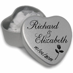 Wedding-Favours-Personalised-Party-Heart-Gift-Tins-With-Mints-or-Chocolates-x