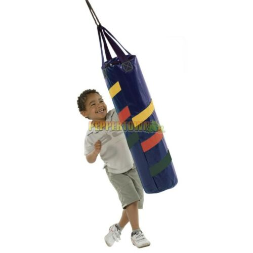 Kids Boxing Bag Playground Cubbyhouse Fort Refillable Fitness Outdoor Punching