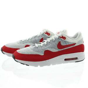 e222667bccf6 Nike 843384 Mens Air Max 1 Ultra Flyknit Low Top Running Shoes ...