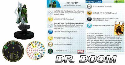 Il Prezzo Più Economico Dr Doom #019 Galactic Guardians Marvel Heroclix