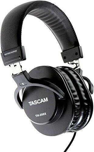 New Tascam TH-200X Studio Headphones