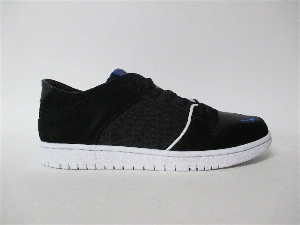 Nike SB Dunk Low QS Soulland Fri-Day Black White Sz 11 918288-041