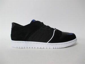 Nike SB Dunk Low QS Soulland Fri-Day Black White Sz 9.5 918288-041