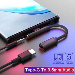 2-en-1-tipo-C-a-3-5mm-Jack-Adaptador-Cargador-para-Oneplus-6T-7T-Pro-iPad-Pro-2018