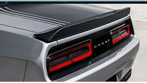 550 Factory Style Hellcat Spoiler Fits The 09 18 Dodge Challenger