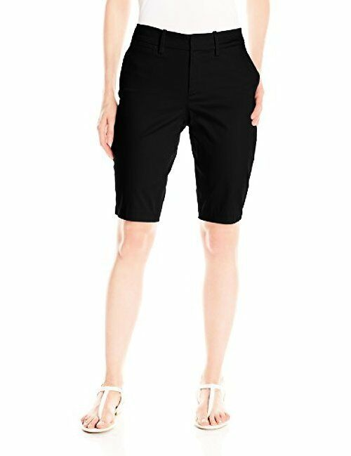 Not Your Daughters Jeans Womens Collection NYDJ Justina Short Sateen