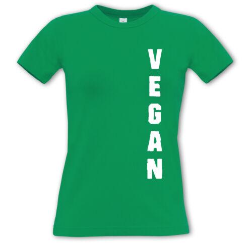 Girlie Shirt VEGAN Soja Tofu Tierschutz Tierrecht Animal Liberation Hardcore