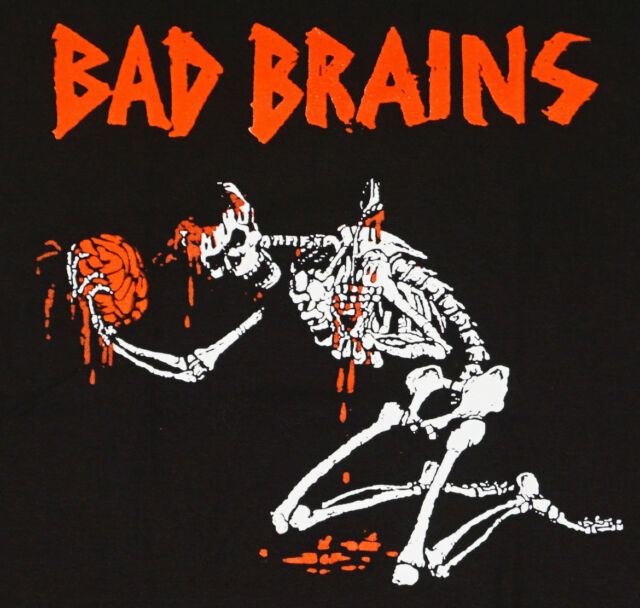 BAD BRAINS Re-Ignition Transmission Logo rock alternative Men/'s S to 3XL
