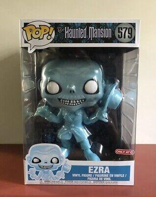 "Ezra 10"" *Target Exclusive* Haunted Mansion Preorder Funko Pop"