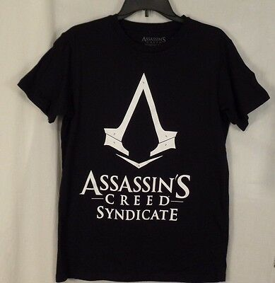 Assassins Creed Syndicate Rooks Edition New Officially Licensed T-Shirt