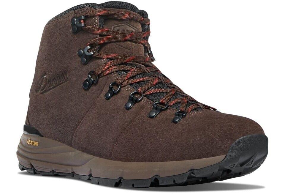 Danner Men's 36233 Mountain 600 Waterproof Java Bossa Nova shoes Hiking Boots