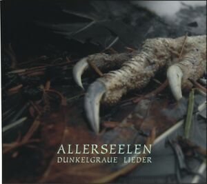 ALLERSEELEN– Dunkelgraue Lieder - CD (Blood Axis, Death In June)