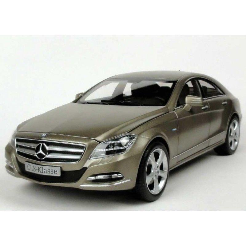 spedizione veloce a te 1 18 MERCEDES-BENZ CLS-classee 2011-uomoganit grigio forma Norev modellolo modellolo modellolo Auto Diecast  vendita di fama mondiale online