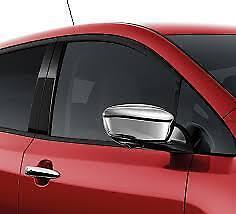 Genuine Nissan Leaf ZE1 2018> Chrome Mirror Caps #KE9605S01C