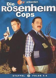 Die Rosenheim-Cops (3. Staffel, Folgen 05-08) von Ch... | DVD | Zustand sehr gut