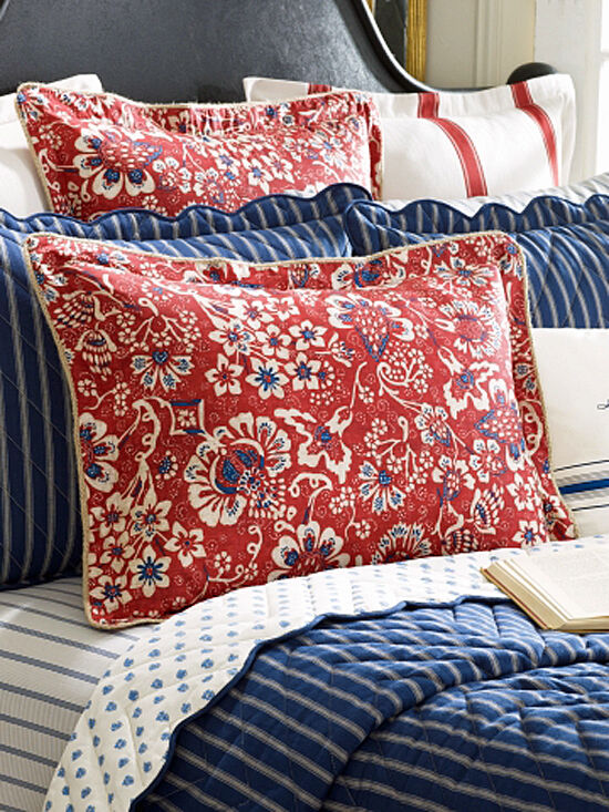 Ralph Lauren VILLA MARTINE FLORAL 1-pc King Sham