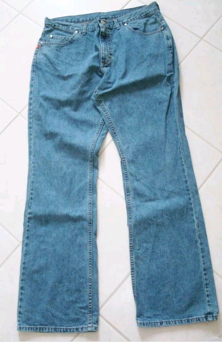 e1200db7ef2c97 JOOP Damen Damen Damen Jeans Blau Denim Größe 46 - sehr guter Zustand 5d4af1
