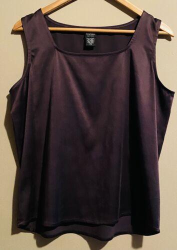Eileen Fischer woman's short sleeve blouse