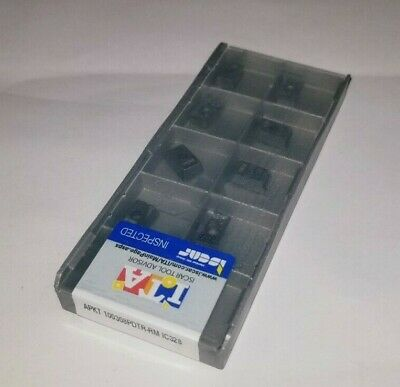 DGN 2202J IC328 ISCAR *** 10 INSERTS *** FACTORY PACK ***