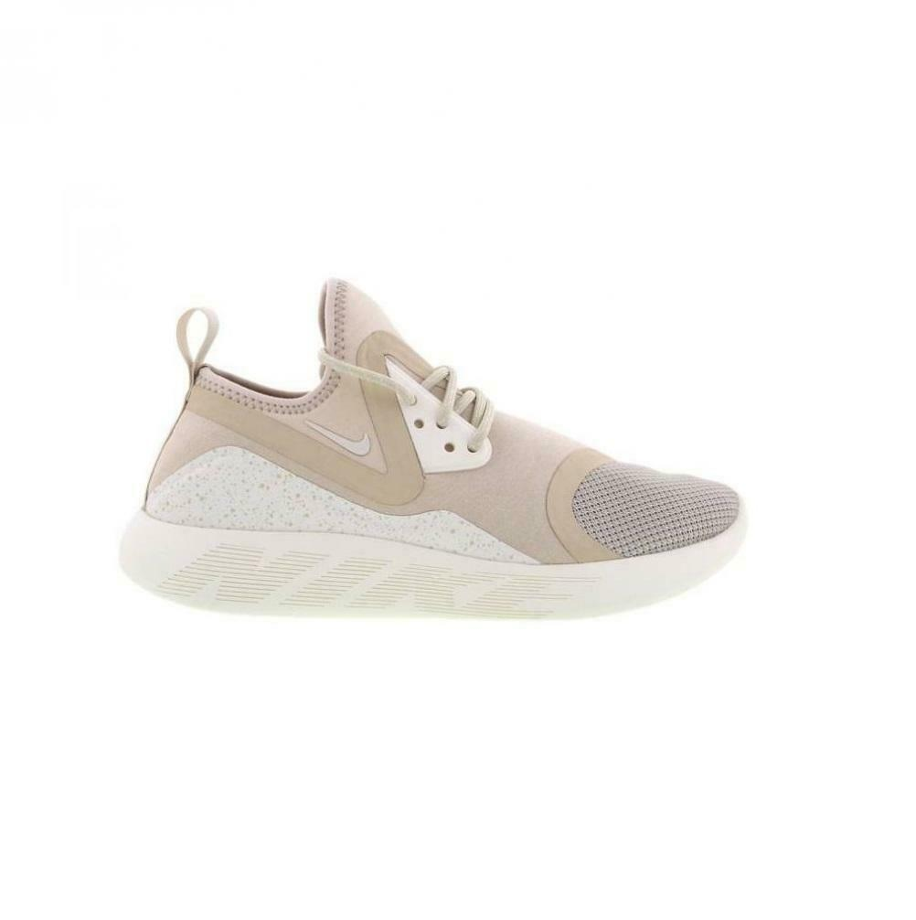 Femme Nike lunarcharge Essentielle Avoine Baskets 923620 117