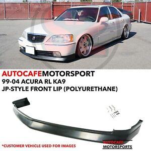 Details About JP Style KA9 Front Lip Polyurethane Fits 99 04 Acura RL Honda Legend