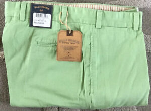 BRAND NEW-Bills khakis M2-SVT Size 32 PLAIN VINTAGE TWILL Stone $165
