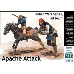 1-3-5-Indiano-Wars-Serie-Apache-Attack-Modello-Kit-Mas35188-Masterbox-135