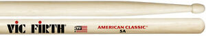 VIC-FIRTH-Stick-Package-SONDERPREIS-6-Paar-5A-Sticks