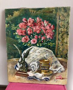 Tableau huile sur toile signée PICO (Pedro CREIXAMS 1893 - 1965)
