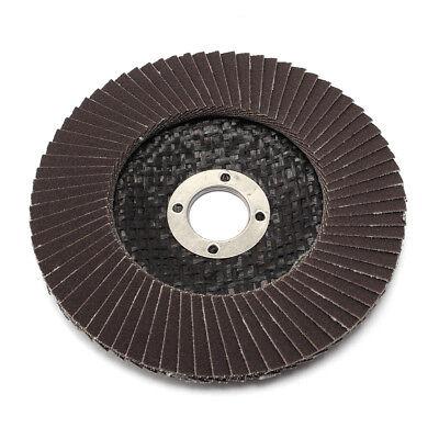 20 Pcs 4/'/'x5//8/'/' 80 grit  Flap Sanding Disc