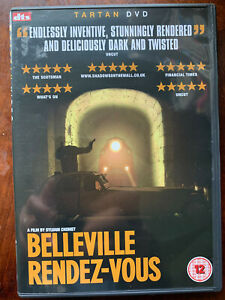 Belleville-Rendez-vous-2003-French-Triplets-Animated-Musical-Movie-Classic
