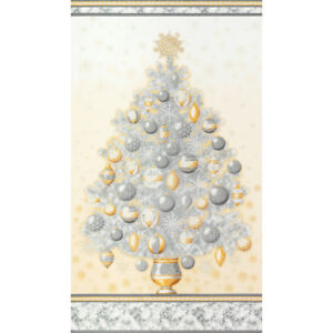 image is loading winter 039 s grandeur 5 christmas tree panel