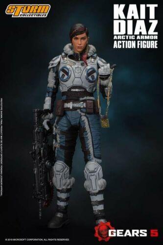 Storm Collectibles 1//12 Gears of War-Kait Diaz